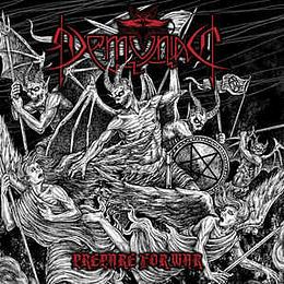 Demoniac – Prepare For War CD,Dig