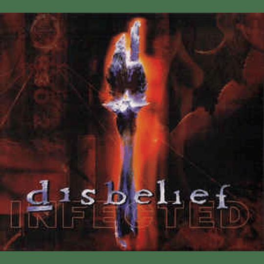 Disbelief – Infected CD, Dig