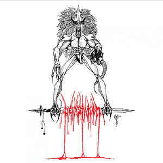 Devastation  – Dispensable Bloodshed CD