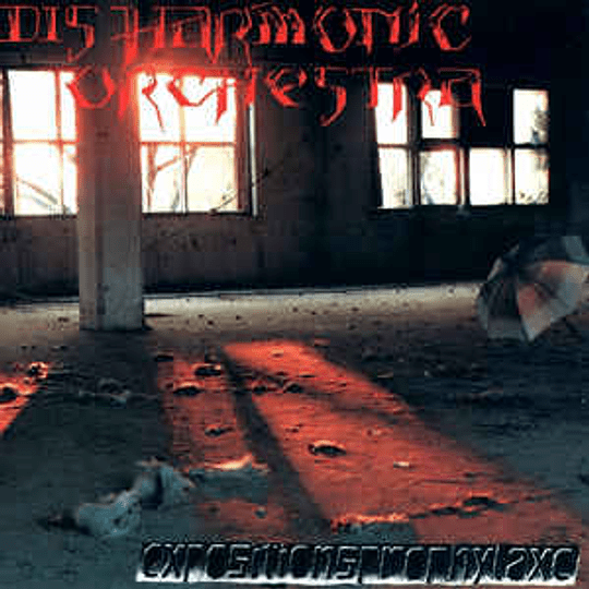 Disharmonic Orchestra – Expositionsprophylaxe CD