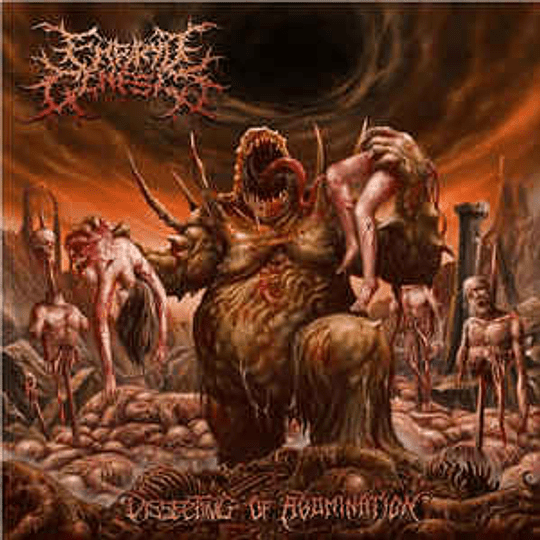 Embryo Genesis – Dissecting Of Abomination CD