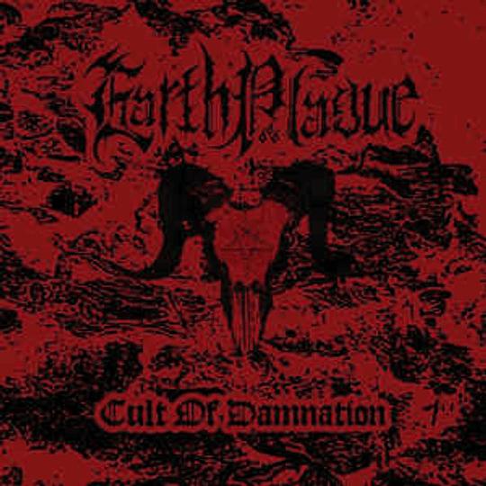 Earth Plague – Cult Of Damnation CD