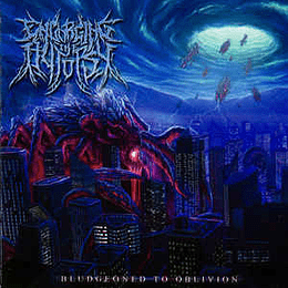 Engorging The Autopsy – Bludgeoned To Oblivion CD