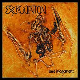 Excruciation – Last Judgement CD