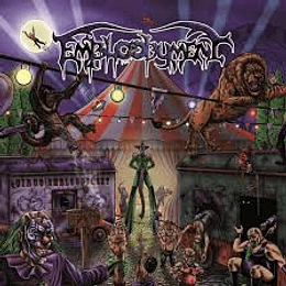 Embloodyment – Circus Horribilus CD