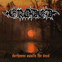 Eroded  – Darkness Awaits The Dead CD