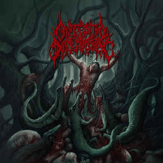 Existential Dissipation – Cesspool Of Remnants CD
