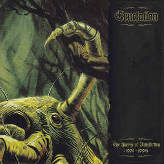 Eructation – The Fumes Of Putrefaction (1992-1995) CD