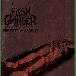 Flesh Grinder – Anatomy & Surgery CD