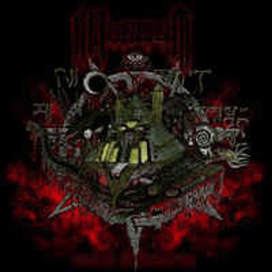 Morgon  – Necrokult Archeochaosphere CD
