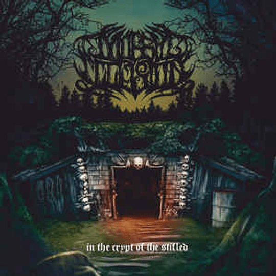 Morbid Illusion – In The Crypt Of The Stifled CD