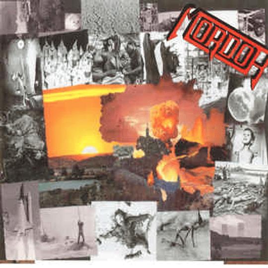 Mordor  – ¿Evolución?...CD
