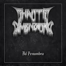 Chaotic  DIMENSIONS - Ad Penumbra CD,Dig
