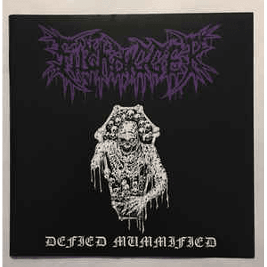 Filthdigger – Defied Mummified MCD