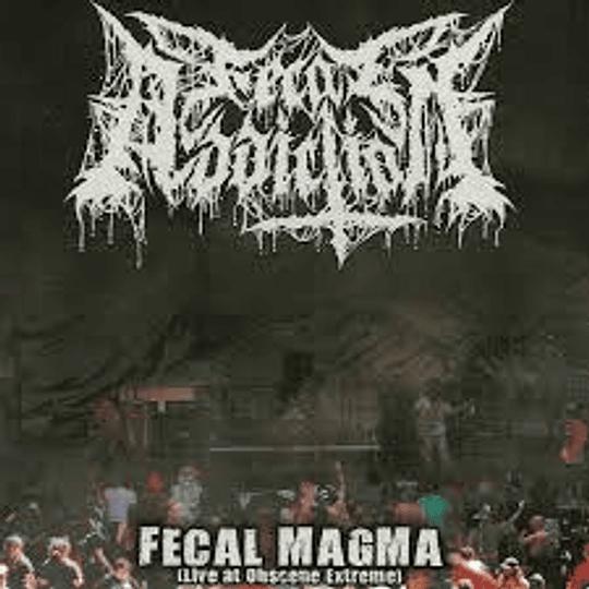 Fecal Addiction - Fecal Magma  CD+DVD
