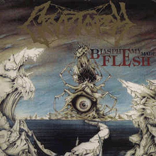 Cryptopsy – Blasphemy Made Flesh LP