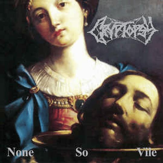 Cryptopsy – None So Vile LP