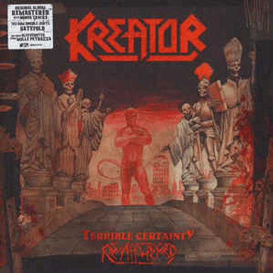 Kreator – Terrible Certainty 2 CDS,Dig