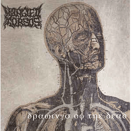 Mangled Torsos – Drawings Of The Dead CD