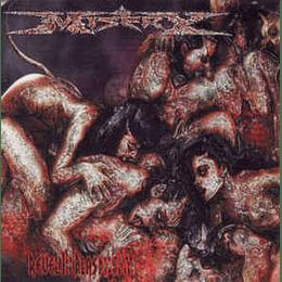 Misery  – Revel In Blasphemy CD