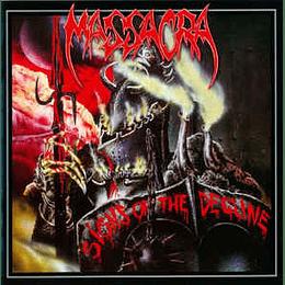 Massacra – Signs Of The Decline CD