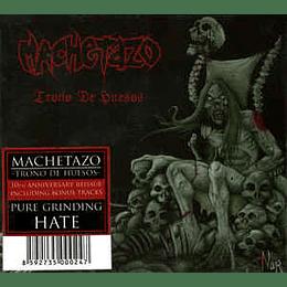 Machetazo – Trono De Huesos CD