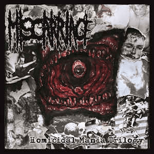 Miscarriage  – Homicidal Mania Trilogy CD