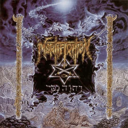 Mortification – EnVision EvAngelene CD