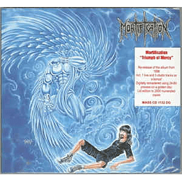 Mortification – Triumph Of Mercy CD,Dig