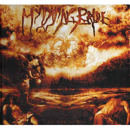 My Dying Bride – An Ode To Woe CD+DVD, Dig