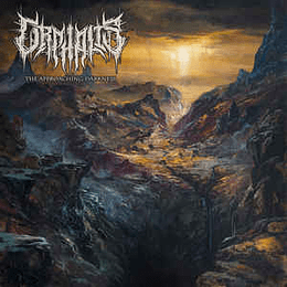 Orphalis – The Approaching Darkness CD