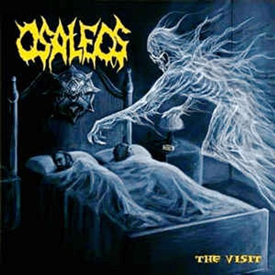 Osaleos – The Visit CD