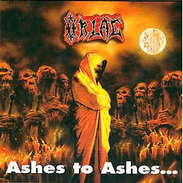 Orlac – Ashes To Ashes... ...Dust To Dust CD
