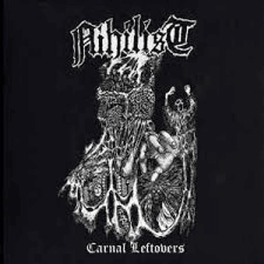 Nihilist - Carnal Leftovers CD