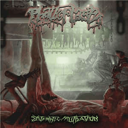 Phalloplasty – Systematic Mutilation CD