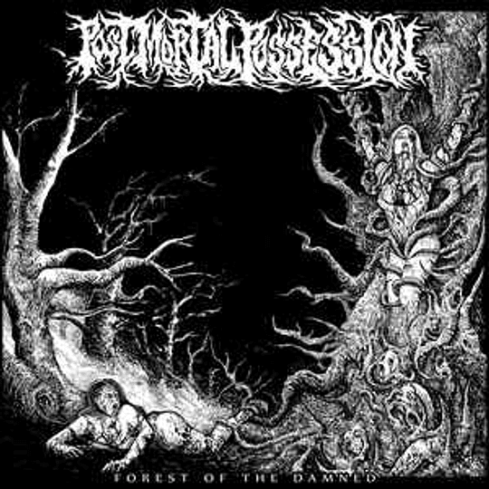 Post Mortal Possession – Forest Of The Damned CD