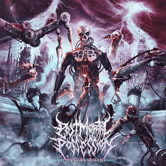 Post Mortal Possession – Perpetual Descent CD