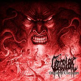 Gorged Bile – Origin Of Contempt CD