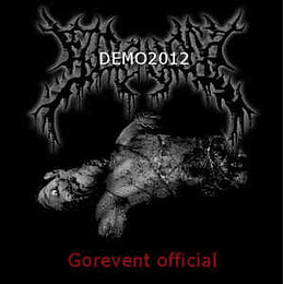 Gorevent – Demo 2012 CD R