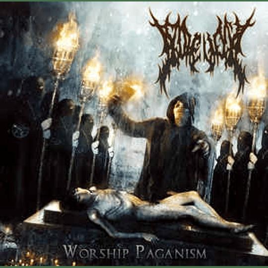 Gorevent – Worship Paganism CD
