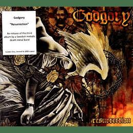 Godgory – Resurrection CD,Dig