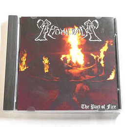 Homicidio  – The Pact Of Fire CD,Dig R
