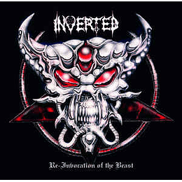 Inverted – Re-Invocation Of The Beast CD