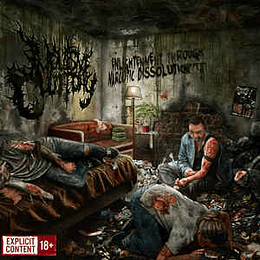 Impulsive Gluttony – Enlightenment Through Narcotic Dissolution MCD