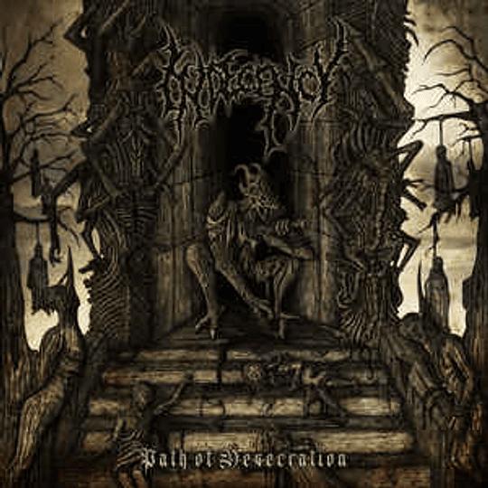 Indecency – Path Of Desecration CD