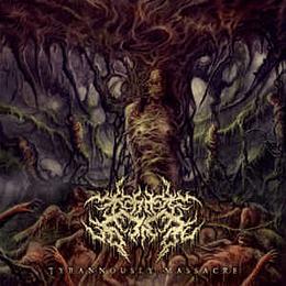 Incremate  – Tyrannously Massacre CD