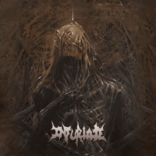 Infuriate – Infuriate CD