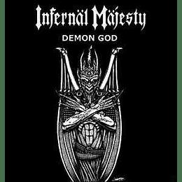 Infernäl Mäjesty – Demon God CD