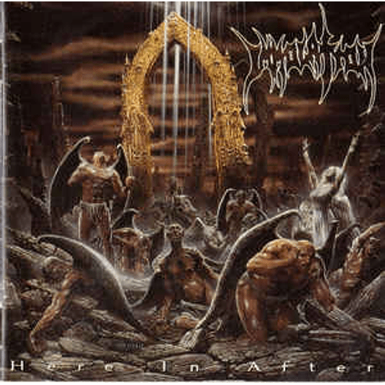 Immolation – Here In After CD