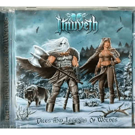 Itnuveth – Tales and Legends of Wolves CD